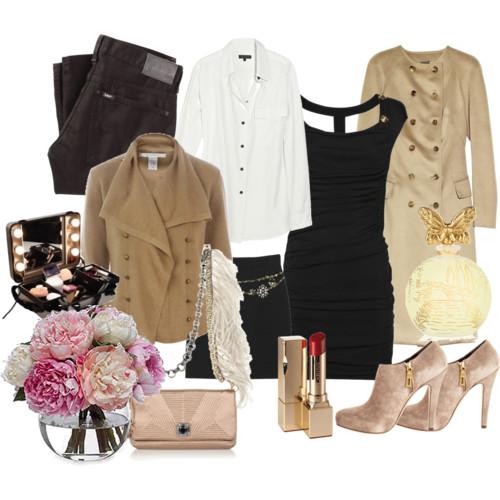 Базовый гардероб как основа модного образа