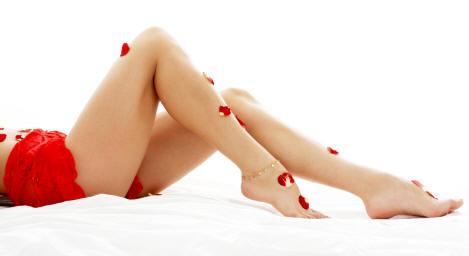 Правильная депиляция ног