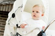 Модный малыш у модной мамы