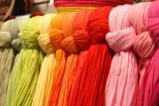 Осень-шали, шарфы и палантины