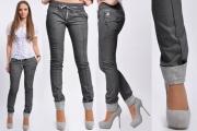 Актуальные модели женских джинсов