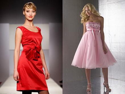 Стильные вечерние платья для женщин