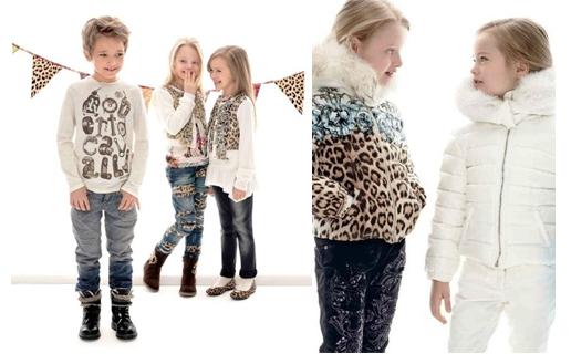 детская одежда Roberto Cavalli