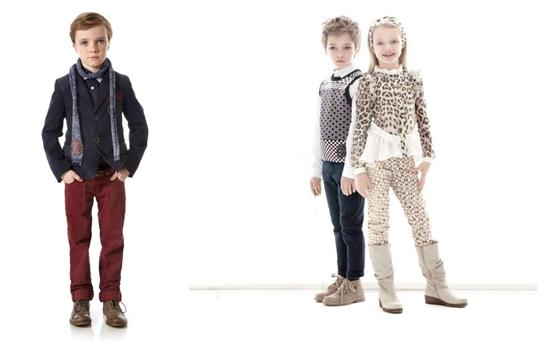 детская одежда Roberto Cavalli для мальчиков