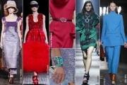 Тенденции осенне-зимней моды 2012