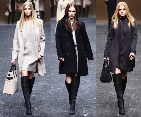 Купить осеннее пальто