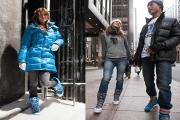 Новая зимняя коллекция adidas