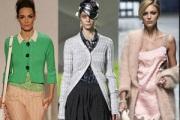 Вязаная одежда для зимы 2013