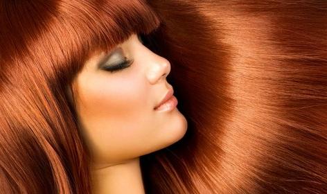Салонное ламинирование волос