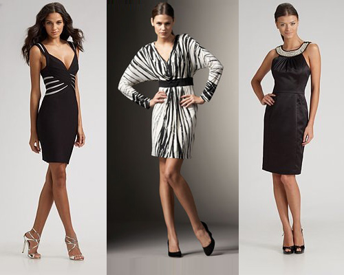 Модный новогодний образ 2013