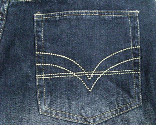 Мужские джинсы - происхождение и вид