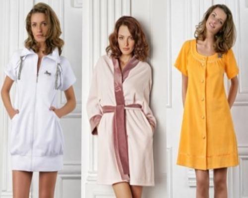 Выбираем модную домашнюю одежду