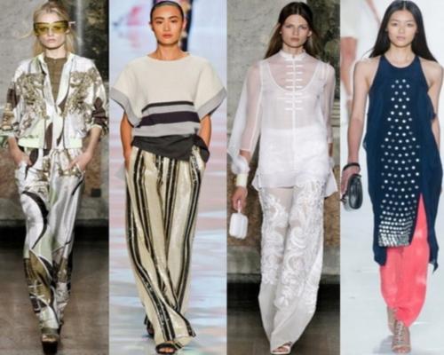 Модные и стильные брюки 2013