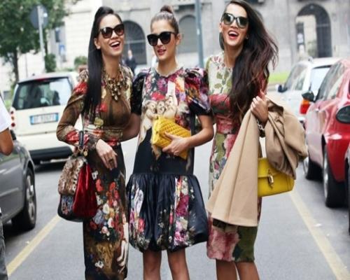 Италия - центр мировой моды