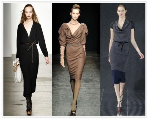 Самые модные платья в этом году