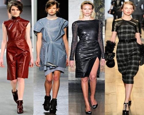 Тенденции женской моды в 2013 году