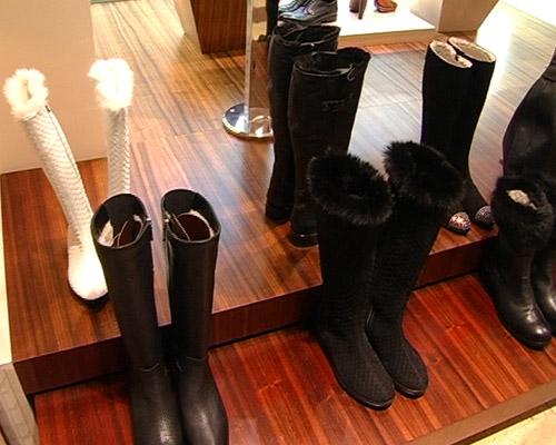 Модные тенденции зимней обуви