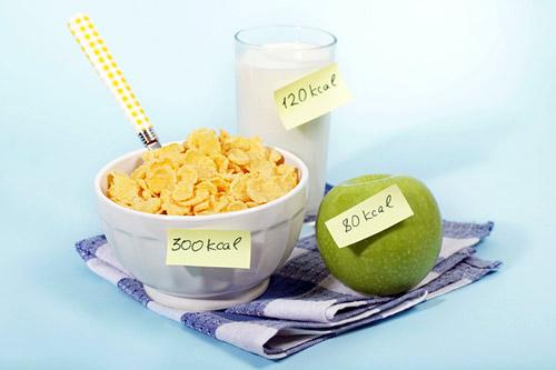 Считать калории - чтобы похудеть