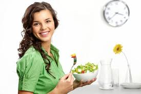 Как правильно принимать пищу
