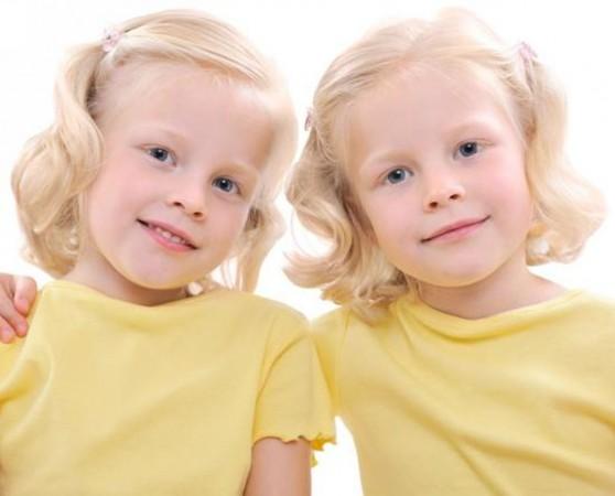 Дети-близнецы