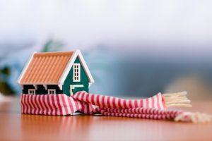 Теплый дом