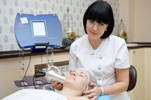 Ультразвуковое исследование кожи
