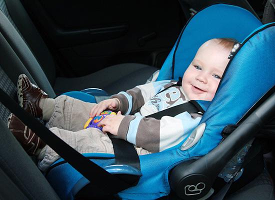Детские автокресла – безопасность на дороге