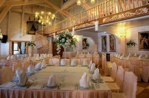 Фуршет или свадьба в ресторане
