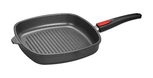 На что следует обратить внимание при выборе сковороды-гриль