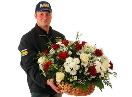 Цветы с доставкой по Киеву