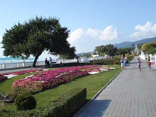 На отдых – только в Кабардинку