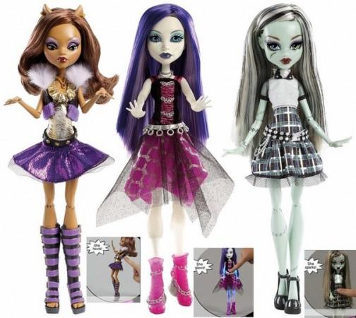 Популярные куклы от Гаррета Сэндера