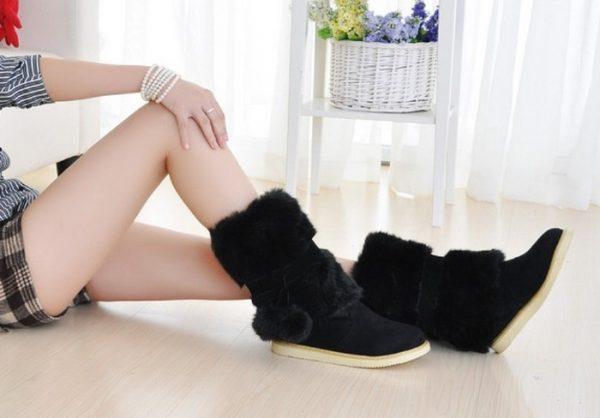 Теплая обувь на зиму