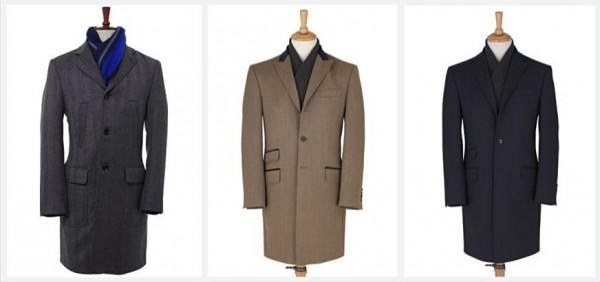 Выбор пальто для современного мужчины