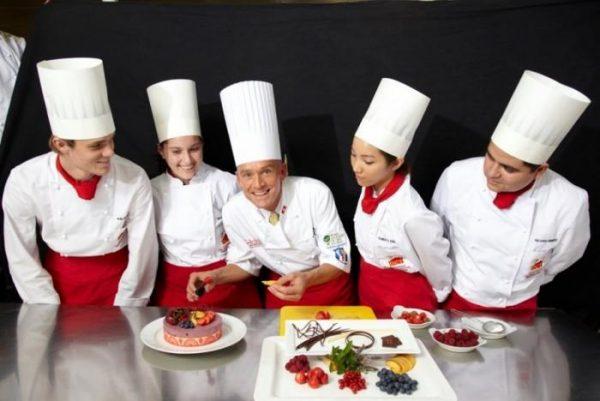 Академия кулинарии Николая Тищенко