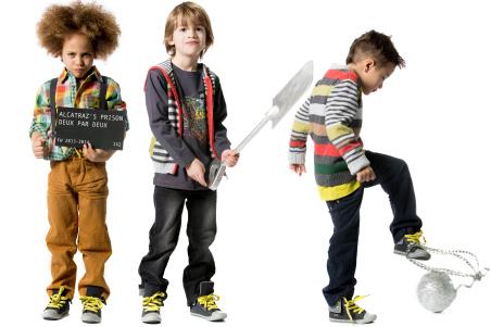Deux par Deux – безупречная одежда для самых маленьких