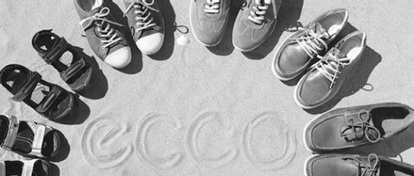 Детская обувь от компании ECCO