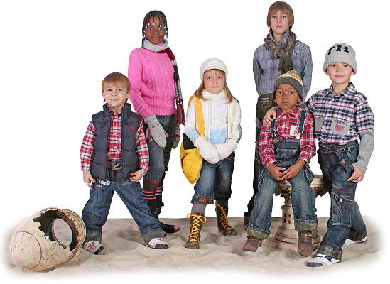Правильная одежда для мальчиков