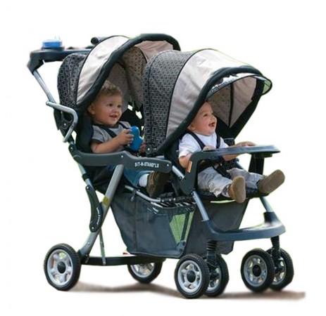 Как выбрать удобную у качественную детскую коляску?