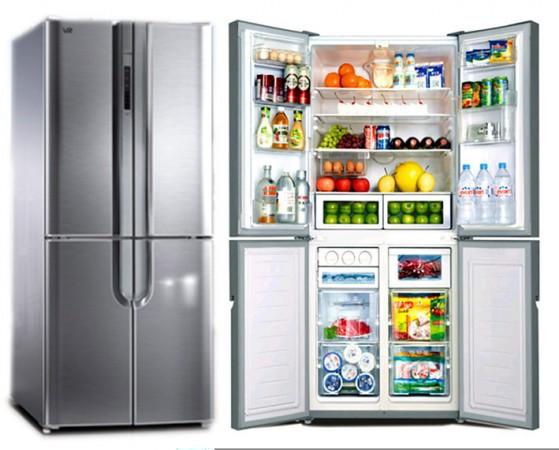 Плюсы двухкамерных холодильников