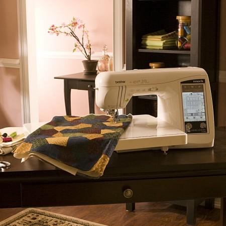 умная швейная машинка