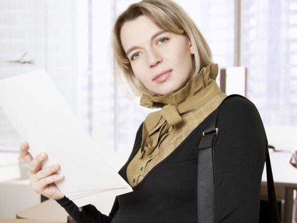 Женщина предприниматель