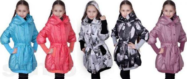Детские ветровки: защита от осенней непогоды