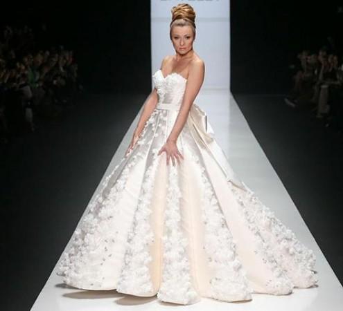 Свадебное платье: нравится невесте и взгляд со стороны