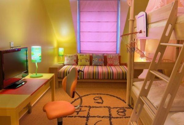Детская комната в стиле Dream
