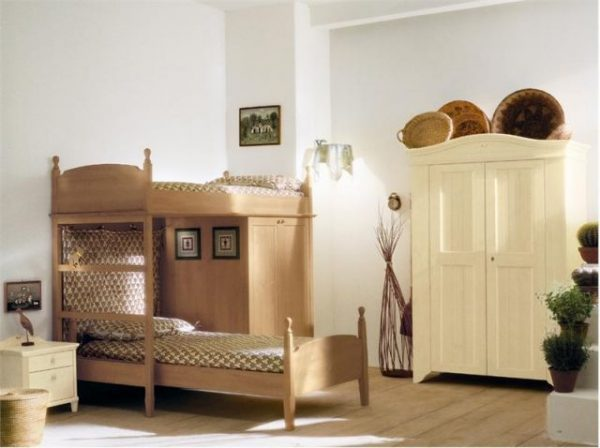 Кровать – это любимое место для ребенка