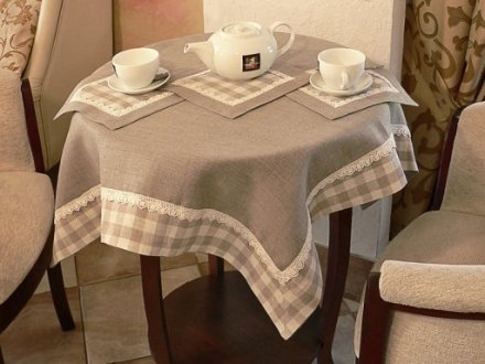 Как выбрать столовое белье