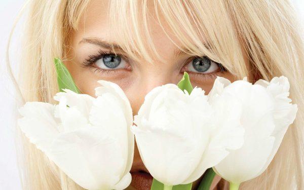 цветы как лучший подарок девушке