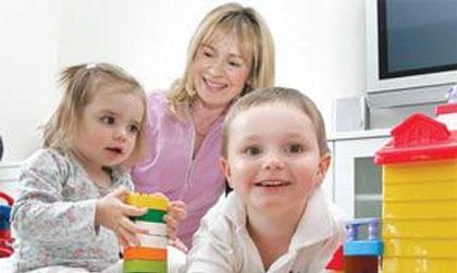 Как найти хорошую няню-воспитателя для дошкольника
