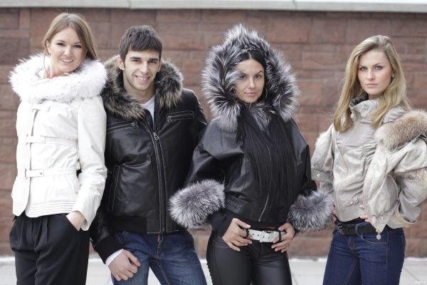 правильный уход за кожаными куртками
